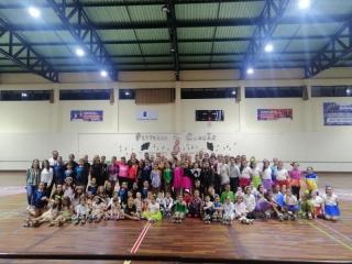 Casa Cheia para receber os Campeões de Patinagem Artística